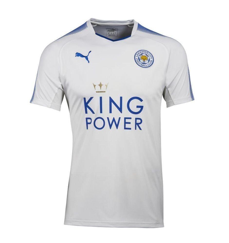 Puma Leicester City 3rd Trikot Trikot Trikot 2017 18 3rd Jersey Maillot Camiseta – Gr. L 95af4f