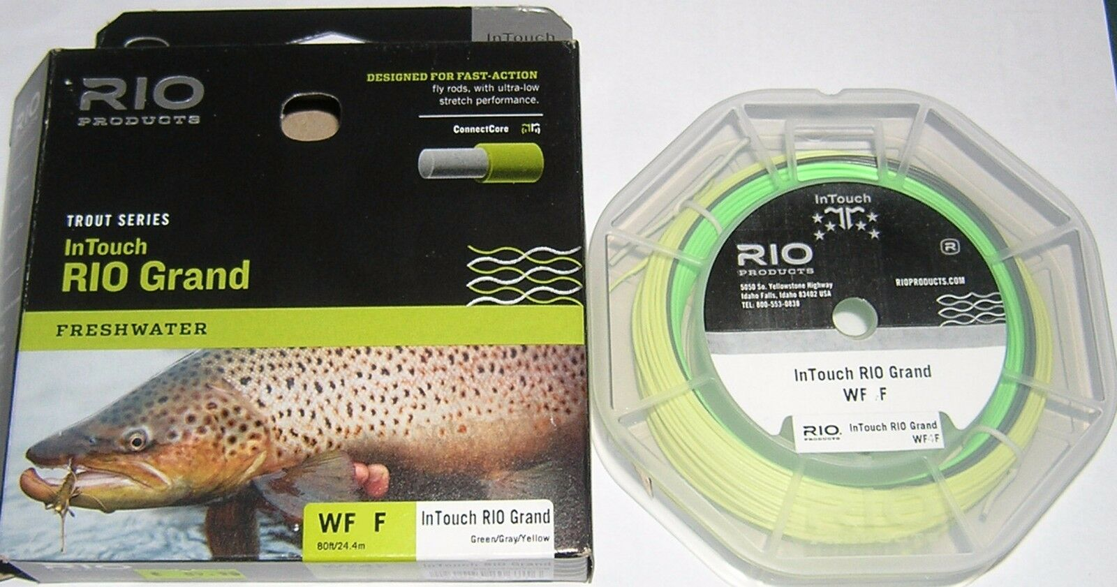 RIO InTouch Grand WF-5-Floating  -  NEU