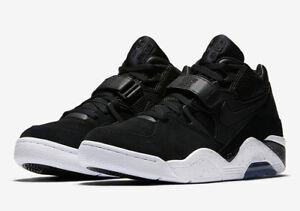 09433507 Nike Air Force CHARLES BARKLEY 180 SIZE 11.5 USA 310095-003 Black ...