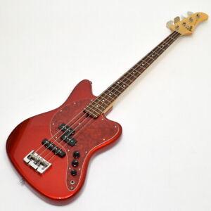 Greco JGB-600 Jaguar Shape Electric Bass Made in Japan, v0578