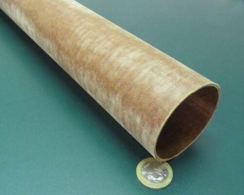"Garolite Phenolic Canvas Tube 2.25/"" OD x 2.125/"" ID x 1//16/"" Wall x 36/"" Long"