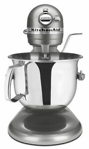 Kitchenaid 6 Quart Pro 600 Rksm6573 Stand Mixer 10 Speed