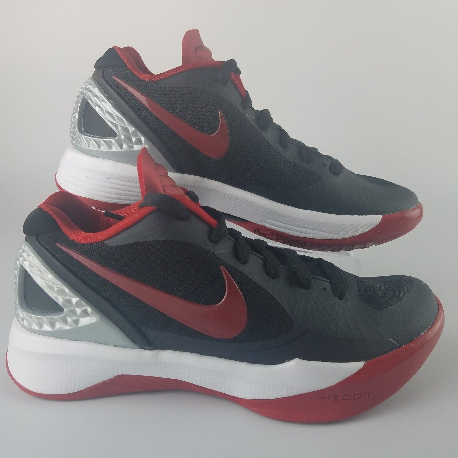 Nike Zoom Hyperspike Hyperspike Hyperspike Volleyball Shoes Womens Size 5.5 Black Red White 585763-061 c2e0da