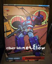 Transformers ToyWorld TW-M01 Primorion Optimus prime Special Price