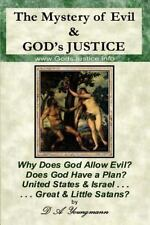 The Mystery of Evil and God's Justice by Dayoungmann (2013, Paperback)