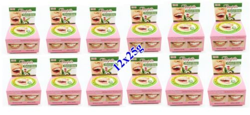 Toothpaste Thai Herbal Clove Toothache Symptom Smell Reduceing Anti Bacteria
