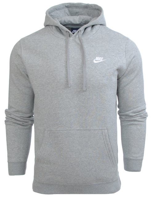 442d1fd676e8 Nike Sweater Men s Hoody 804346 Grey Gray Men M for sale online