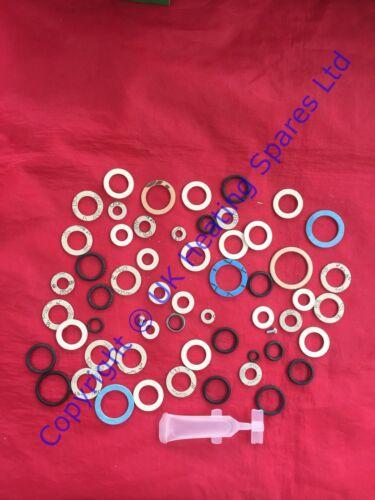 Alpha sy 9-24 eau de chaudière joint kit complet 3.013386 rondelles o/'rings