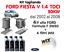 KIT-TAGLIANDO-FILTRI-WIX-4-LT-OLIO-FORD-5W30-FIESTA-V-1-4-TDCI