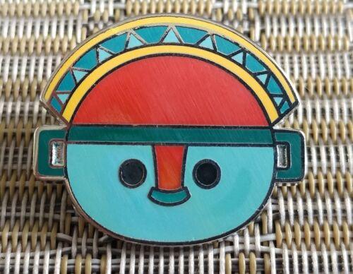 Disney Pin Adventureland Tsum Tsum Tiki God