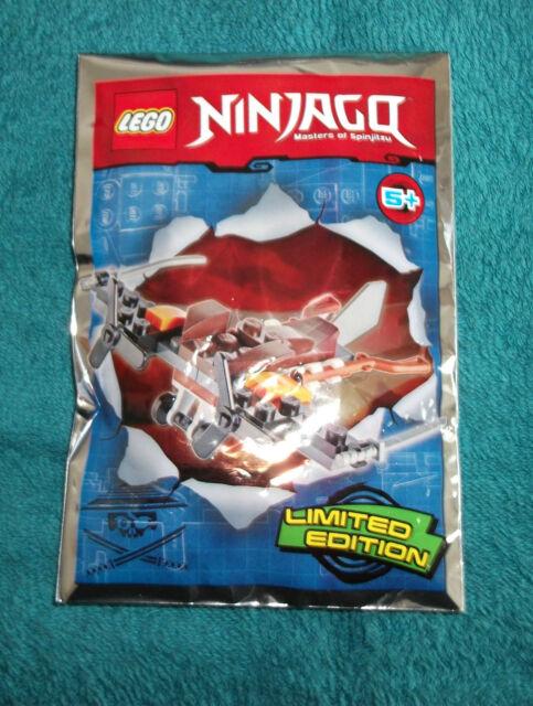 LEGO NINJAGO: Pirate's Fighter Polybag Set 891619 BNSIP