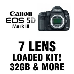 Canon-5D-Mark-III-Body-7-Lens-Kit-32GB-eTTL-3-Cases-Accessories-Bundle
