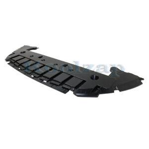 Koolzap For 10-12 Fusion Front Lower Air Dam Deflector Undercar Splash Shield Valance Panel