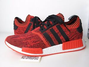 newest collection 99cd9 3254d Details about Rare Adidas NMD R1 PK AI Camo Red Apple 2.0 US 7 CQ1865  Limited 900 Pairs 1.0 NY