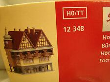 1 Timberframed Double House Kit - NIB - German quality - easy to build - HO