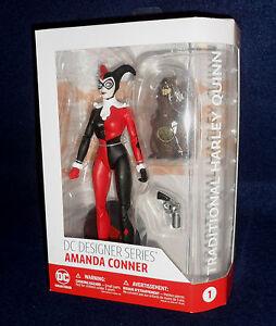 Amanda Conner Superhero Harley Quinn Act DC Collectibles Comics Designer Series