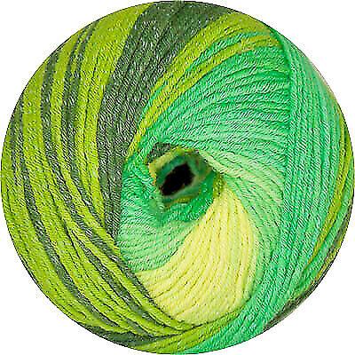 9,90 €//100g línea 18 Cotone Stretch color 50g langrapportiger degradado