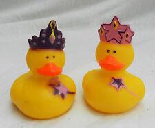 Princess Rubber Bath Duck - BNWT