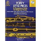 Forty Little Pieces by Hal Leonard Corporation (Mixed media product, 2011)