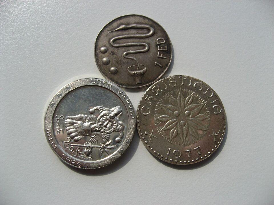 gamle mønter købes