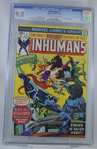 Inhumans-1-CGC-9-2-George-Perez-Art-1975