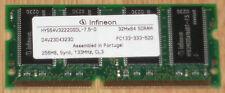 Original IBM T23 R31 256MB 1 Modul Arbeitsspeicher PC133 SDRAM SD RAM 1x 256MB 1