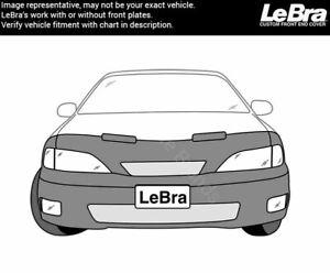 Vinyl Black,55747-01 LeBra Front End Cover Lexus ES300