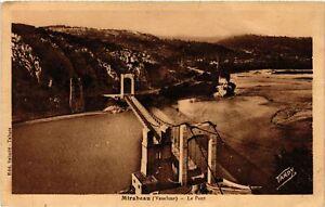 CPA Mirabeau - Le Pont (477466)