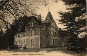 CPA-Hommes-Chateau-de-Bel-Air-611718
