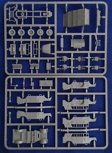 Plastic-Soldier-Compagnie-1-72-Allemand-Steyr-Lourd-Voiture-Grappes