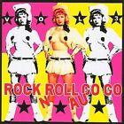 Rock & Roll Au Go Go, Vol. 3 by Various Artists (CD, Aug-2000, Devil Doll)