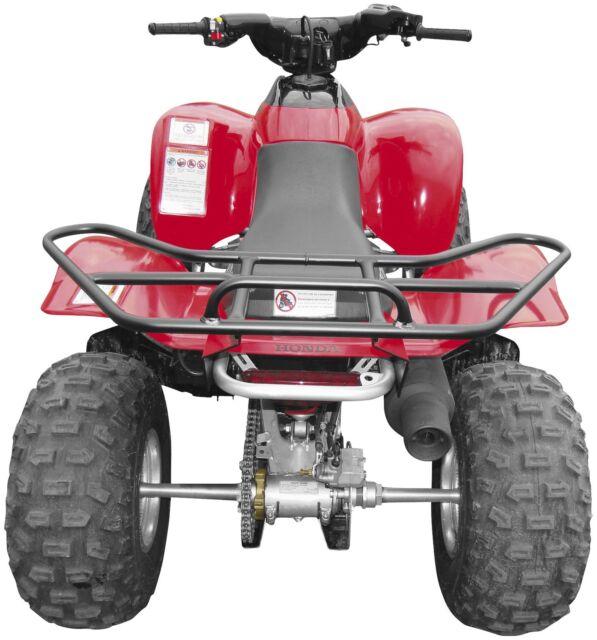 One Size QuadBoss ATV Rear Rack Motorcycle Bag