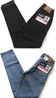 "PEPE Jeans Girls Regular Fit Betty Stone Wash,Black Sizes: W 8/26"",9/27"""