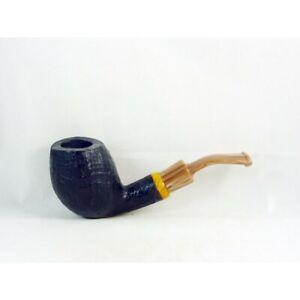 PIPA VOLKAN RADICA Alberto Paronelli sabbiata Tobacco Pipe  9mm pfeife