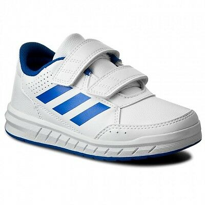 Adidas Alta Sport CF infant Boys Trainers Shoes | eBay