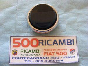 FIAT-500-N-D-F-R-GIARDINIERA-PULSANTE-CLACSON-VOLANTE-ORIGINALE-E-COMPLETO
