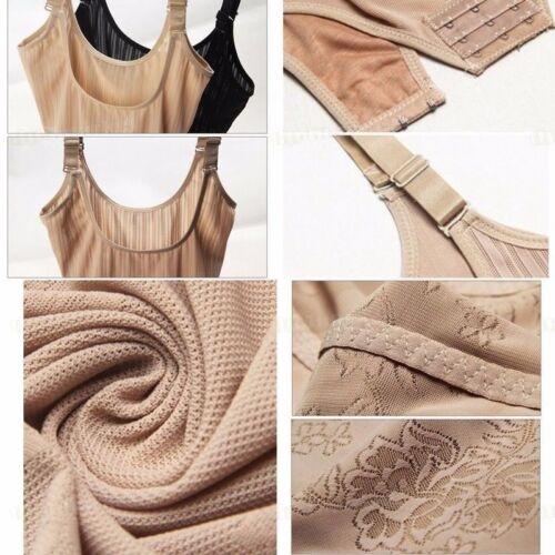 Female Compression Full Body Shaper Slim Bodysuit Firm Tummy Control Underwear
