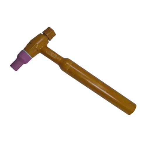QQ150 TIG Welding Torch Head TIG Welder Consumbles Parts Accessories 15cm