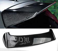 VW Golf 6 R Carbon Spoiler Ansatz Spoiler Addon VAG Wing R20 GTI 2.0l Volkswagen
