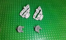 2 x NEW LEGO TECHNIC STEERING AXLE HUB ASSEMBLY PART NO : 4610378 & 4610377
