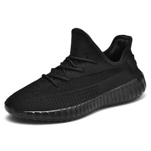 AU-Mens-Yeezyl-Style-Running-Sport-Shoes-Breathable-Outdoor-Casual-Walking-Shoes