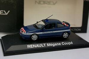 Norev-1-43-Renault-Megane-Coupe-Gendarmerie