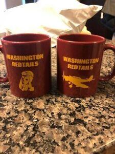 Washington Redtails Mug