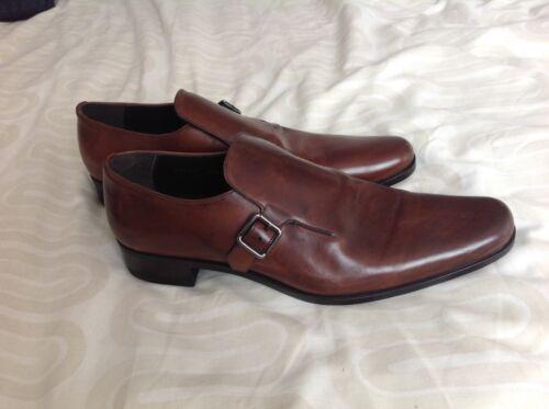 Brown 9 Shoe Premiata Size Monk Style O8w0PZkXnN