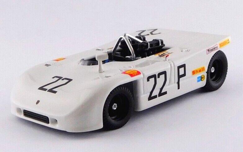 BEST MODEL BES9032.2 - Porsche 908 03  22 1er 1000 Km Nurburgring - 1970   1 43