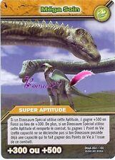 Carte DINOSAUR KING Attaque Alpha MEGA SOIN DKAA 064/100