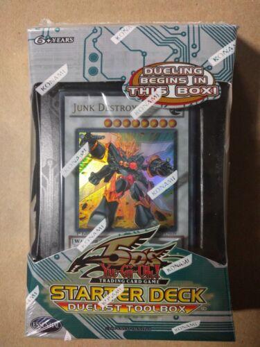 Yu-Gi-Oh 5D's Starter Deck - Duelist Toolbox
