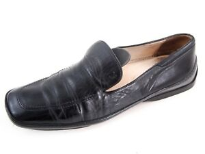 afd7f923a48 Image is loading TOD-039-s-moccasin-loafers-black-leather-women-