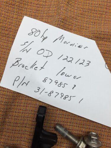 Lower Cowl Bracket 87985 1 31-87985 1   Mariner Mercury  Outboard 1976-1992