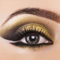 Farbige Kontaktlinsen BE lovely gray graue Augen gray lensen Kontaktlinsen grau